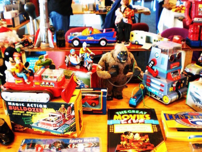 Annual Nostalgia Collectables Christmas Pop-up Fair