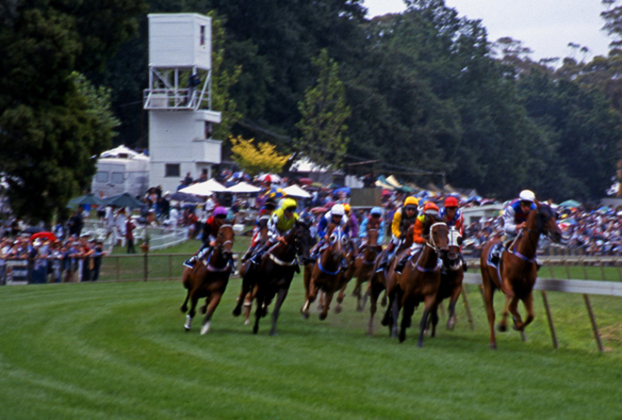 Australia Day Races at Hanging Rock