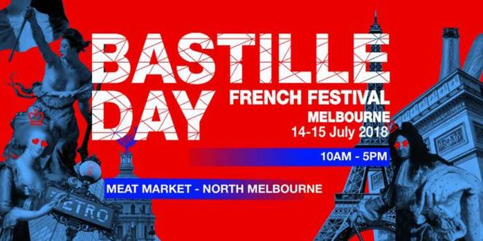 Bastille Day 2018 - French Festival Melbourne