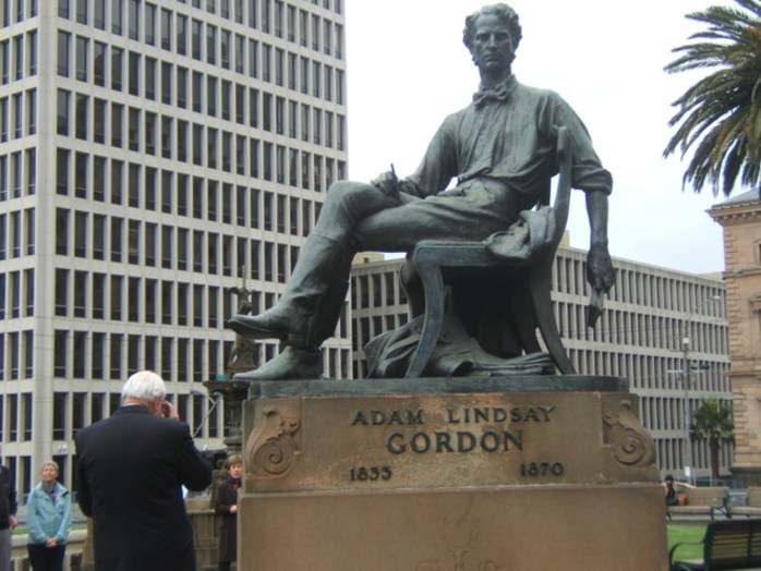 Celebrate Adam Lindsay Gordon, Australia's National Poet
