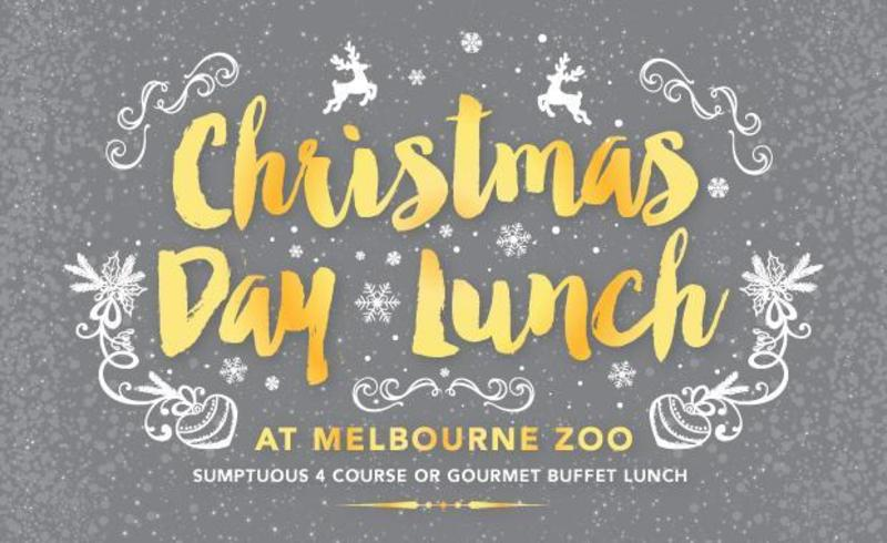 Christmas 4 Course Lunch at Melbourne Zoo - Christmas 4 Course Lunch at Melbourne Zoo