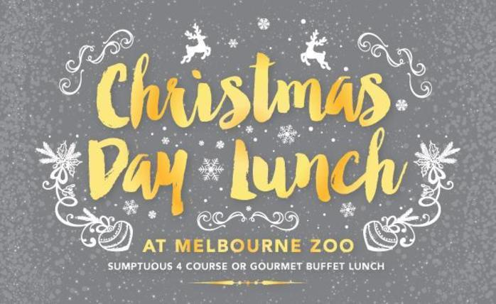 Christmas 4 Course Lunch at Melbourne Zoo