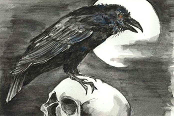 Dark Tales at North Melbourne Library