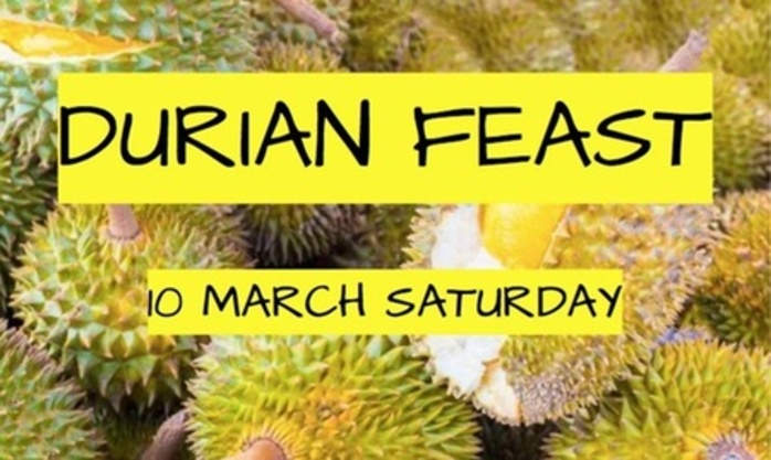 Durian Feast Food Lover's Celebration Festival