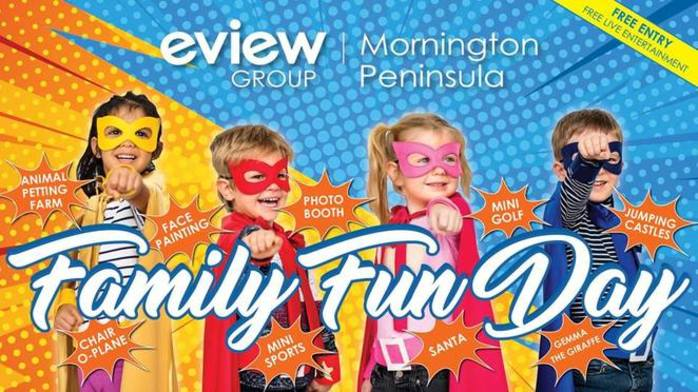 Eview Group Annual Family Fun Day