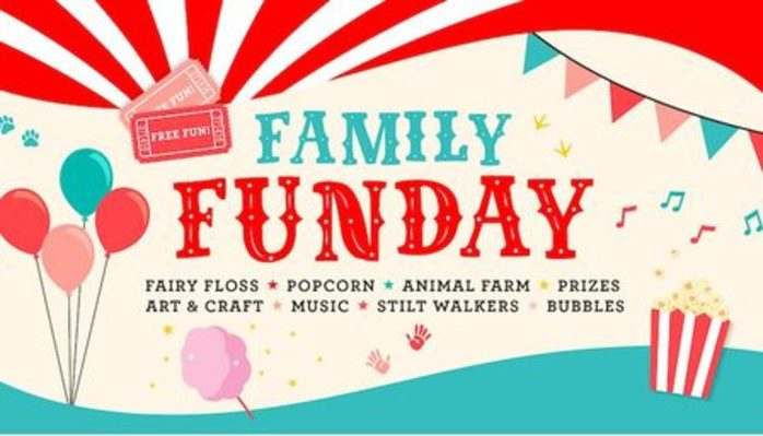 Family Funday at Queen Victoria Market