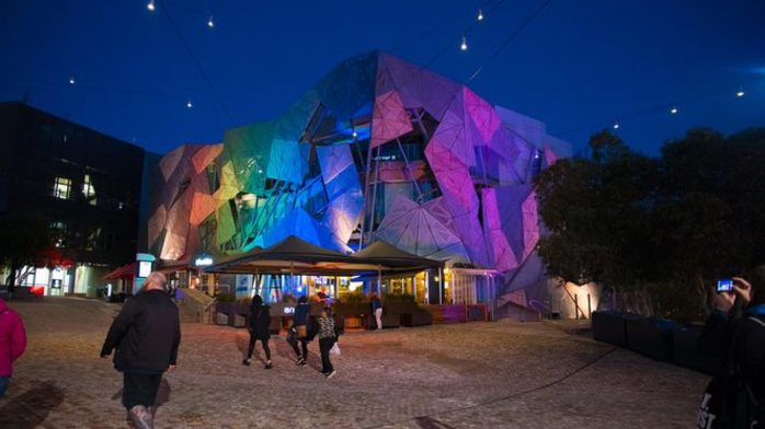 Fed Square Live Summer 2017
