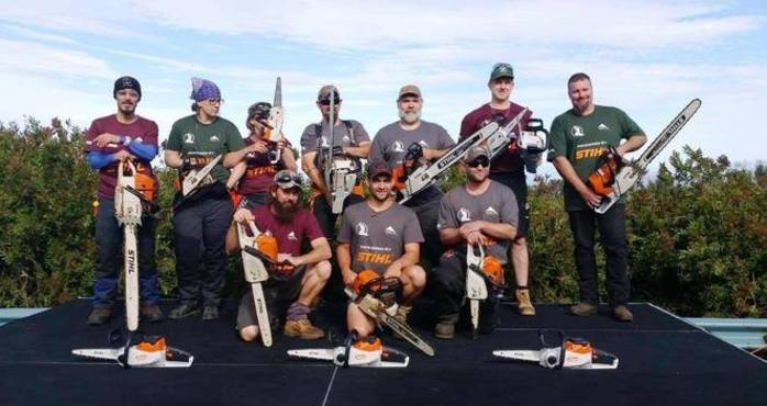 Free: Australian Chainsaw Carving Championships