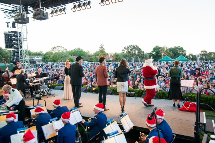 Free Christmas Carol Events in Stonnington