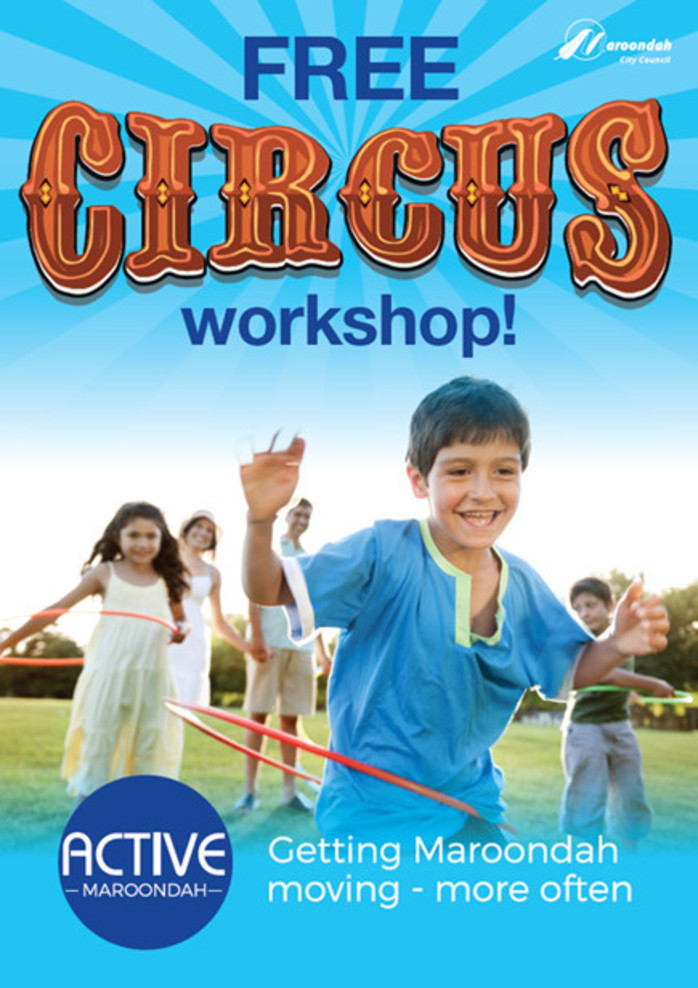 Free: Circus Workshop