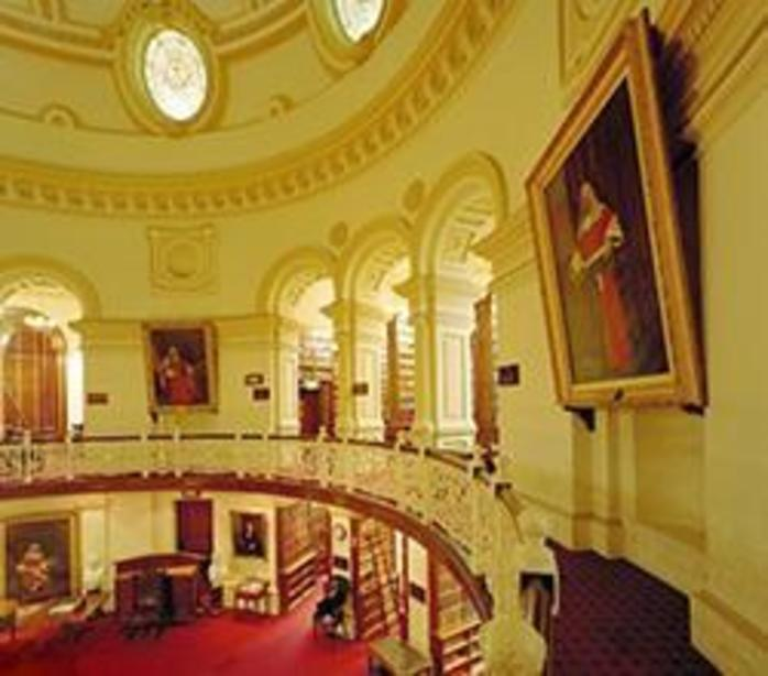 Free Classical Music Concert at the Supreme Court Library