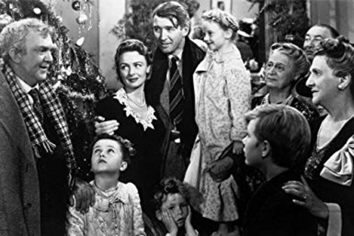 Free Movie Night It's a Wonderful Life
