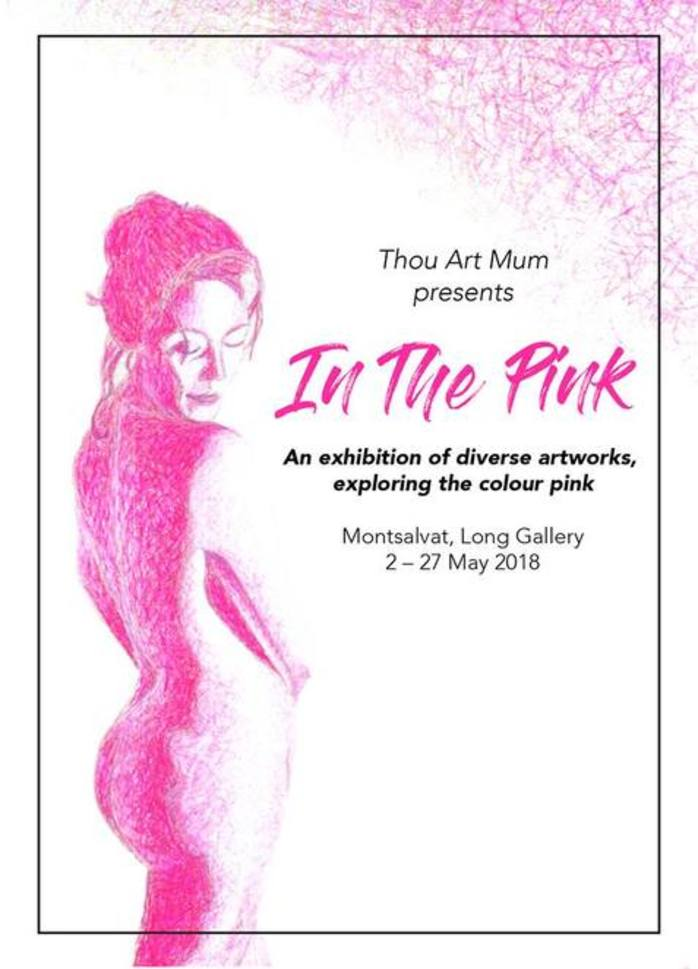 In The Pink, A Thou Art Mum Exhibition