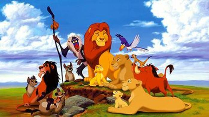 Lion King Outdoor Cinema Night