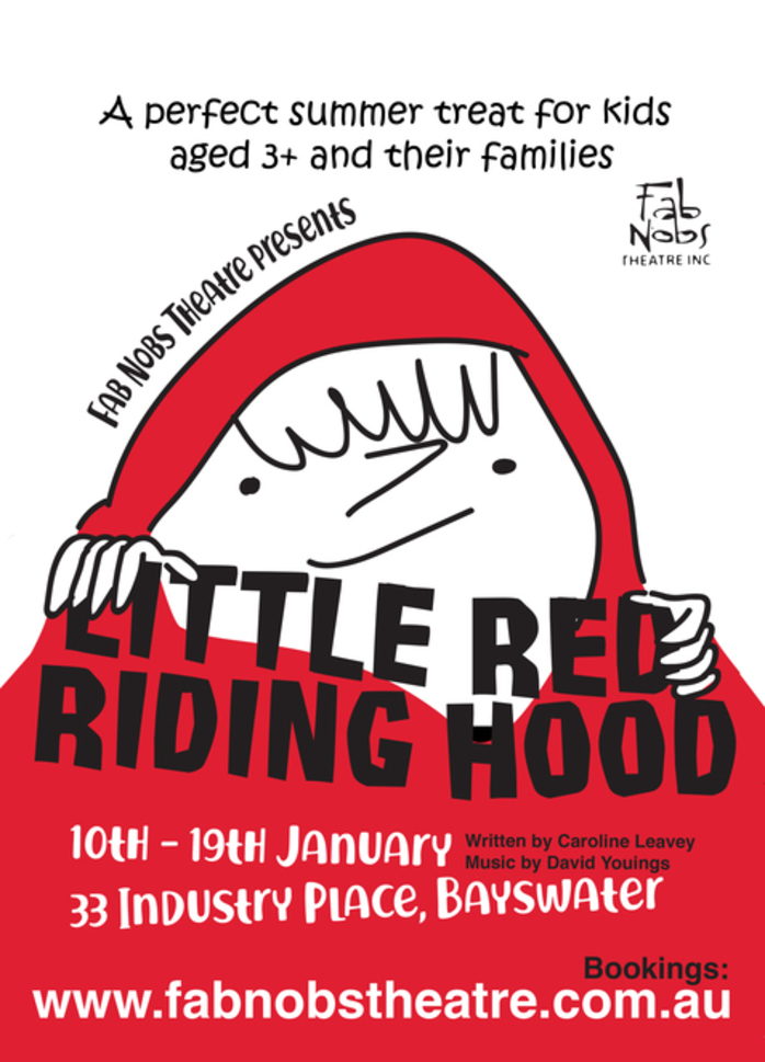 Little Red Riding Hood - Fab Nobs Theatre Inc