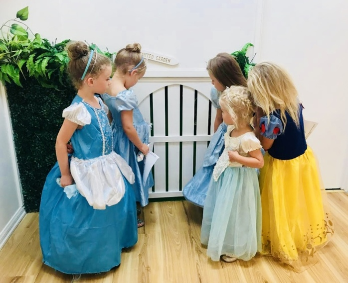 Magical School Holiday Events at Little Party House