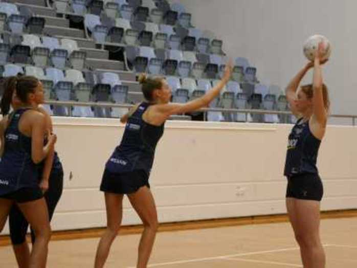 Melbourne Vixens Open Training
