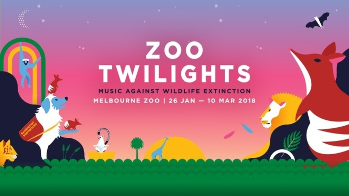 Melbourne Zoo Twilights 2018