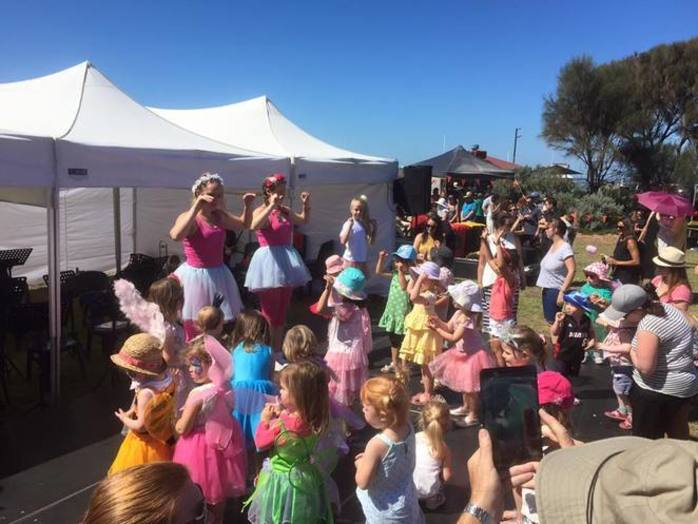 Mordialloc Rotary Gnome and Fairy Festival 2018