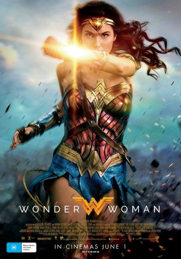 Movies by the Bay Wonder Woman