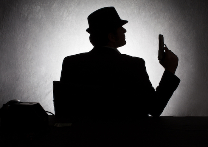 Murder Mystery Dinner at Melbourne Zoo - The Roaring 20s & The Tracy Gang