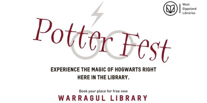 Potter Fest 2019 Warragul Library