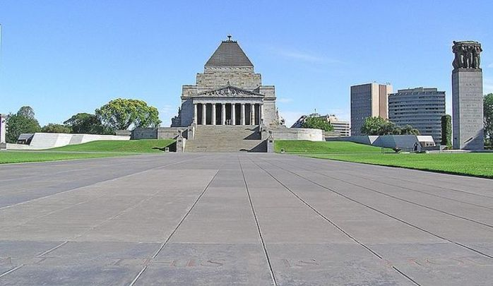 Remembrance Day 2018 - Shrine of Remembrance Melbourne