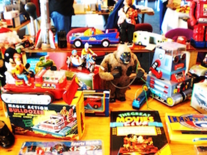 Retro Nostalgia Collectables Fair