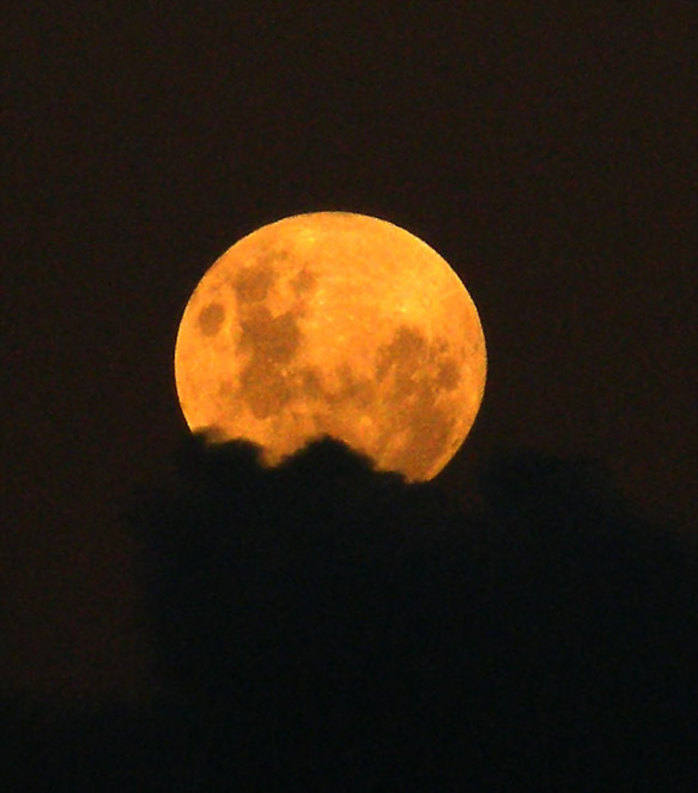 Second Blue Moon of the Year