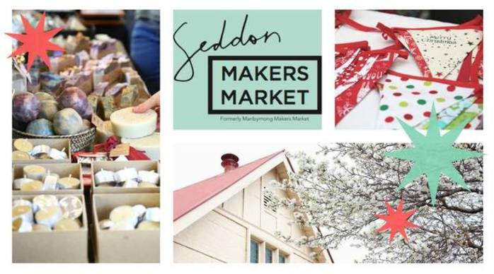 Seddon Makers Market December