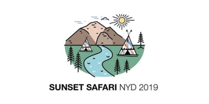 Sunset Safari New Year's Day 2019