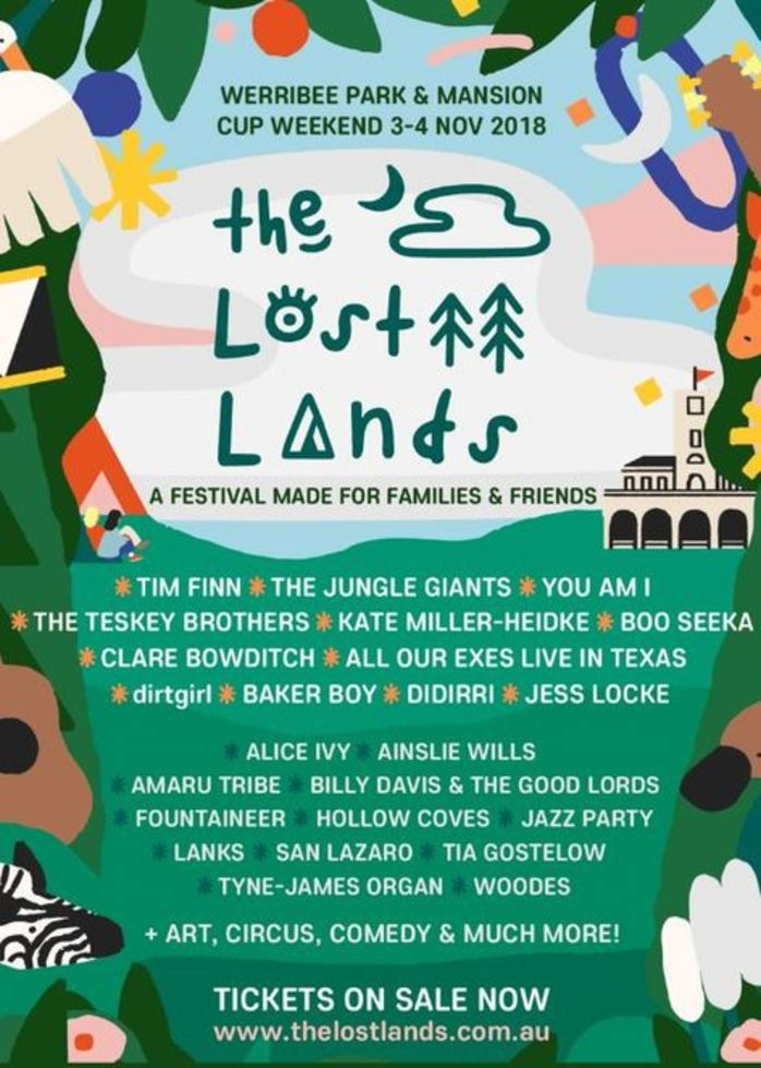 The Lost Lands Festival 2018