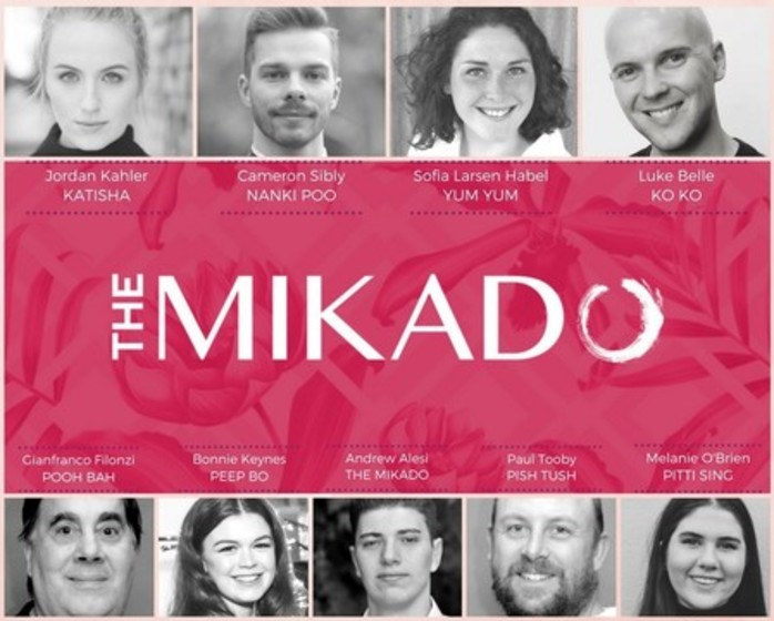 The Mikado at Darebin Arts Entertainment Centre