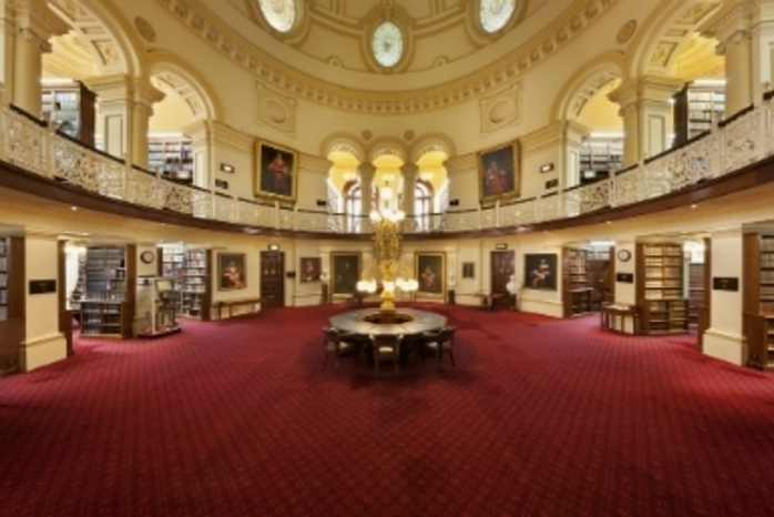Tour of the Supreme Court Library