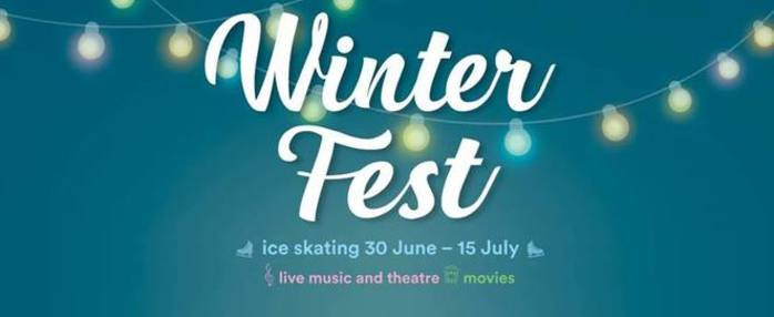 Winter Fest 2018 at Moonee Valley